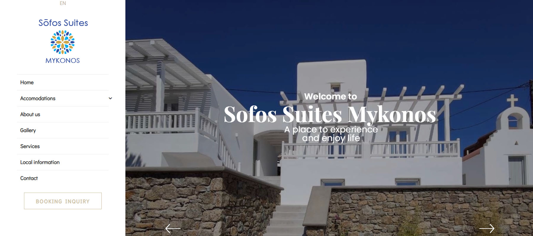 Sofos Suites Mykonos