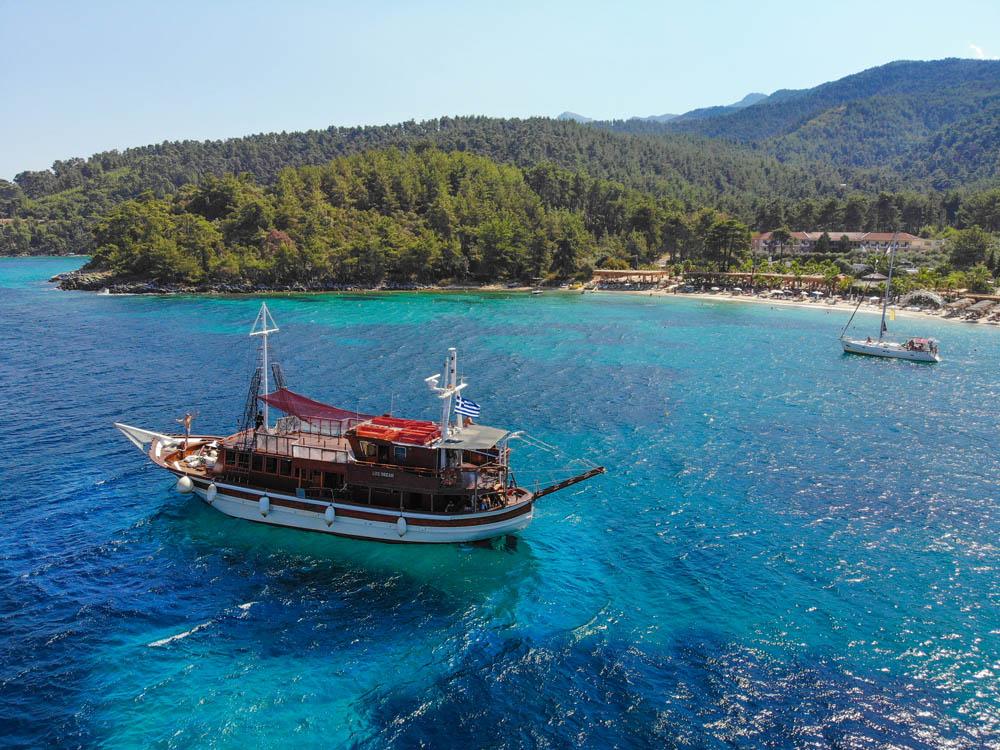 Thassos Cruises